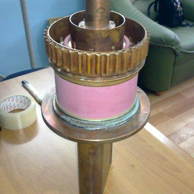 Генераторная лампа ГК12А